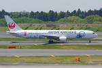 PASSENGERさんが、成田国際空港で撮影した日本航空 767-346/ERの航空フォト(写真)