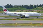 PASSENGERさんが、成田国際空港で撮影した日本航空 787-8 Dreamlinerの航空フォト(写真)