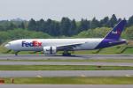 PASSENGERさんが、成田国際空港で撮影したフェデックス・エクスプレス 777-FS2の航空フォト(写真)