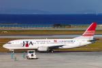 菊池 正人さんが、那覇空港で撮影した日本トランスオーシャン航空 737-429の航空フォト(写真)