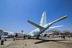 SGR RTさんが、厚木飛行場で撮影した海上自衛隊 P-1の航空フォト(写真)