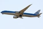 あしゅーさんが、関西国際空港で撮影したKLMオランダ航空 787-9の航空フォト(写真)