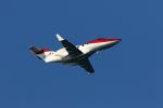 Kinyaさんが、羽田空港で撮影したホンダ・エアクラフト・カンパニー HA-420の航空フォト(写真)