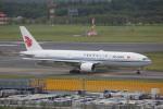 meijeanさんが、成田国際空港で撮影した中国国際航空 777-2J6の航空フォト(写真)