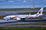 we love kixさんが、関西国際空港で撮影した中国東方航空 737-89Pの航空フォト(写真)