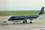 狭心症さんが、北九州空港で撮影したスターフライヤー A320-214の航空フォト(写真)