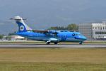 mamemashinさんが、熊本空港で撮影した天草エアライン ATR-42-600の航空フォト(写真)