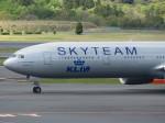 Alice777さんが、成田国際空港で撮影したKLMオランダ航空 777-306/ERの航空フォト(写真)