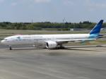 Alice777さんが、成田国際空港で撮影したガルーダ・インドネシア航空 777-3U3/ERの航空フォト(写真)