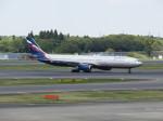 Alice777さんが、成田国際空港で撮影したアエロフロート・ロシア航空 A330-343Xの航空フォト(写真)