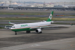 msrwさんが、羽田空港で撮影したエバー航空 A330-302の航空フォト(写真)