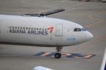 msrwさんが、羽田空港で撮影したアシアナ航空 A330-323Xの航空フォト(写真)