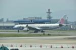 そらまめさんが、福岡空港で撮影したチャイナエアライン A330-302の航空フォト(写真)