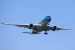 msrwさんが、羽田空港で撮影したベトナム航空 A350-941XWBの航空フォト(写真)