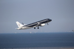あんとろんさんが、羽田空港で撮影したスターフライヤー A320-214の航空フォト(写真)