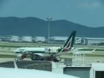 今ちゃんさんが、仁川国際空港で撮影したアリタリア航空 A330-202の航空フォト(写真)
