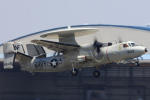 norimotoさんが、厚木飛行場で撮影したアメリカ海軍 E-2C Hawkeyeの航空フォト(写真)