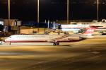 なごやんさんが、中部国際空港で撮影した遠東航空 MD-82 (DC-9-82)の航空フォト(写真)