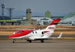 Cygnus00さんが、新千歳空港で撮影したホンダ・エアクラフト・カンパニー HA-420の航空フォト(写真)