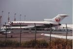 うすさんが、名古屋飛行場で撮影した日本航空 727-46の航空フォト(写真)