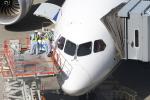 サリーちゃんのパパさんが、羽田空港で撮影した全日空 787-881の航空フォト(写真)