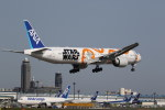 saku39さんが、成田国際空港で撮影した全日空 777-381/ERの航空フォト(写真)