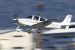 Nao0407さんが、松本空港で撮影した日本個人所有 SR22 G3-GTSXの航空フォト(写真)