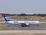 jjieさんが、成田国際空港で撮影した全日空 767-381F/ERの航空フォト(写真)