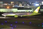 板付蒲鉾さんが、福岡空港で撮影したジンエアー 777-2B5/ERの航空フォト(写真)