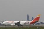トラッキーさんが、成田国際空港で撮影したイベリア航空 A330-202の航空フォト(写真)