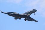 せぷてんばーさんが、羽田空港で撮影した海上保安庁 G-V Gulfstream Vの航空フォト(写真)