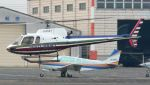 航空見聞録さんが、八尾空港で撮影したオートパンサー AS350B2 Ecureuilの航空フォト(写真)