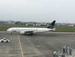 充雅さんが、宮崎空港で撮影した全日空 777-281の航空フォト(写真)