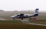 下地島空港タッチアンドゴー1990sさんが、下地島空港で撮影した第一航空 DHC-6-400 Twin Otterの航空フォト(写真)