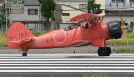 航空見聞録さんが、八尾空港で撮影した日本法人所有 YMF-F5Cの航空フォト(写真)