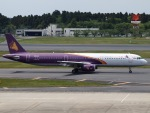 51ANさんが、成田国際空港で撮影したカンボジア・アンコール航空 A321-231の航空フォト(写真)
