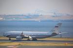 松乃一茶さんが、羽田空港で撮影したロシア連邦保安庁 Il-96-400VPUの航空フォト(写真)