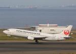 タミーさんが、中部国際空港で撮影した日本トランスオーシャン航空 737-446の航空フォト(写真)