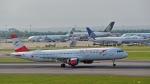 flytaka78さんが、ロンドン・ヒースロー空港で撮影したオーストリア航空 A321-111の航空フォト(写真)
