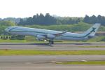 PASSENGERさんが、成田国際空港で撮影したエアXチャーター A340-312の航空フォト(写真)