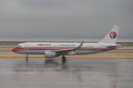 krozさんが、関西国際空港で撮影した中国東方航空 A320-214の航空フォト(写真)