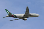 せぷてんばーさんが、成田国際空港で撮影したアリタリア航空 777-2Q8/ERの航空フォト(写真)
