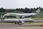VIPERさんが、成田国際空港で撮影したエバー航空 747-45Eの航空フォト(写真)