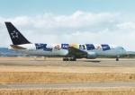 プルシアンブルーさんが、仙台空港で撮影した全日空 767-381の航空フォト(写真)