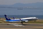 non-nonさんが、中部国際空港で撮影した全日空 737-881の航空フォト(写真)