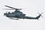 マリオ先輩さんが、嘉手納飛行場で撮影したアメリカ海兵隊 AH-1Z Viperの航空フォト(写真)