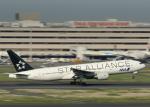 tuckerさんが、羽田空港で撮影した全日空 777-281の航空フォト(写真)