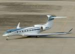 tuckerさんが、羽田空港で撮影したウィルミントン・トラスト・カンパニー G650 (G-VI)の航空フォト(写真)