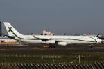 MOHICANさんが、成田国際空港で撮影したエアXチャーター A340-312の航空フォト(写真)