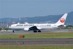 goshiさんが、伊丹空港で撮影した日本航空 767-346/ERの航空フォト(写真)